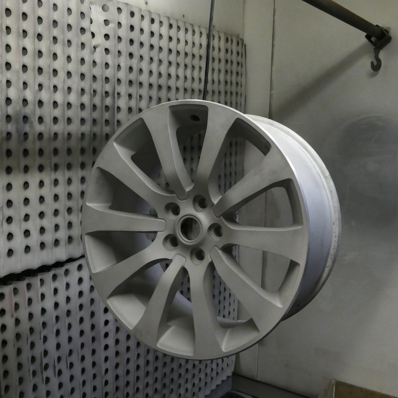 wheel before
